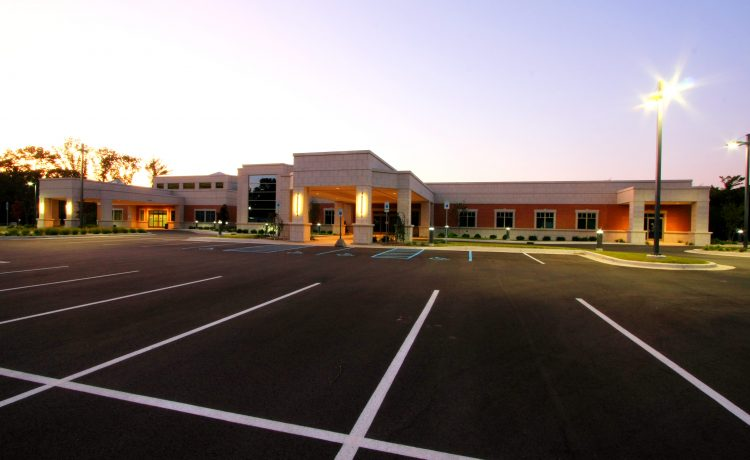 Orthopaedic Associates of Muskegon – The Architectural Group